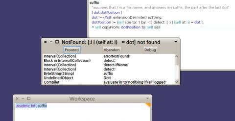 변경된 코드를 suffix method에 적용한 결과